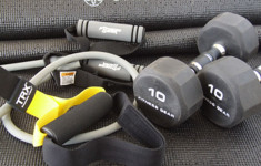 Sgt Rud Personal Training Equipment